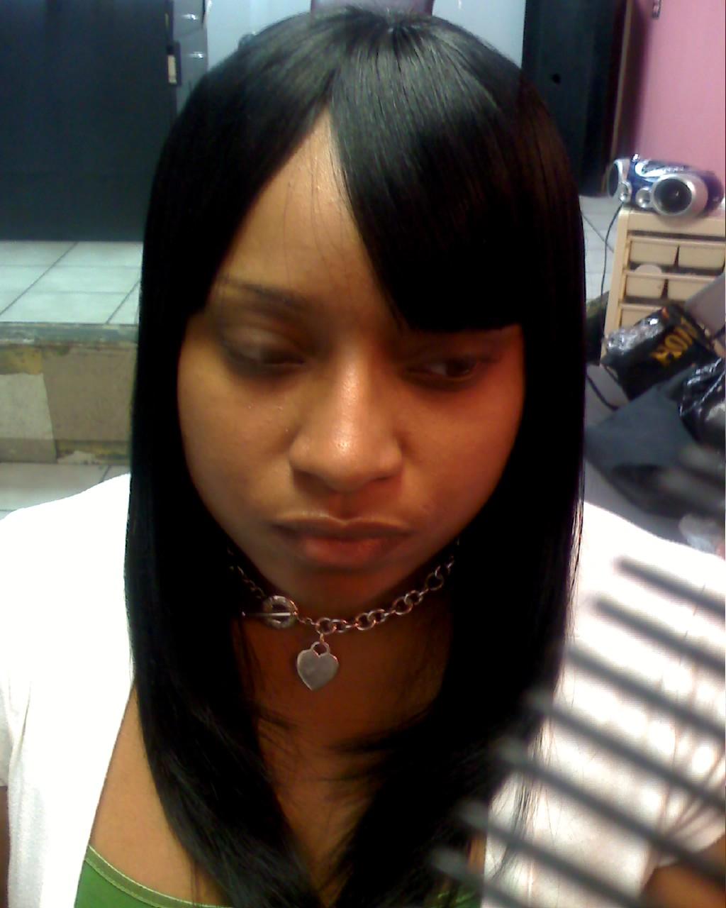 Braiding Hair With Thinning Crown   blackhairstylecuts.com